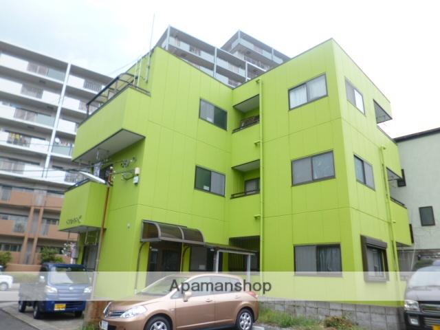 神奈川県横須賀市、横須賀中央駅徒歩20分の築22年 3階建の賃貸マンション