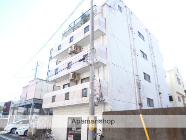 神奈川県横須賀市、汐入駅徒歩21分の築28年 5階建の賃貸マンション