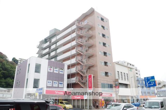 神奈川県横須賀市、京急大津駅徒歩25分の築21年 9階建の賃貸マンション