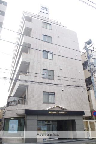 神奈川県横須賀市、汐入駅徒歩19分の築27年 9階建の賃貸マンション