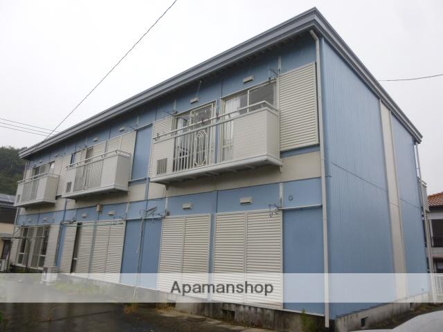 神奈川県横須賀市、YRP野比駅徒歩20分の築24年 2階建の賃貸アパート