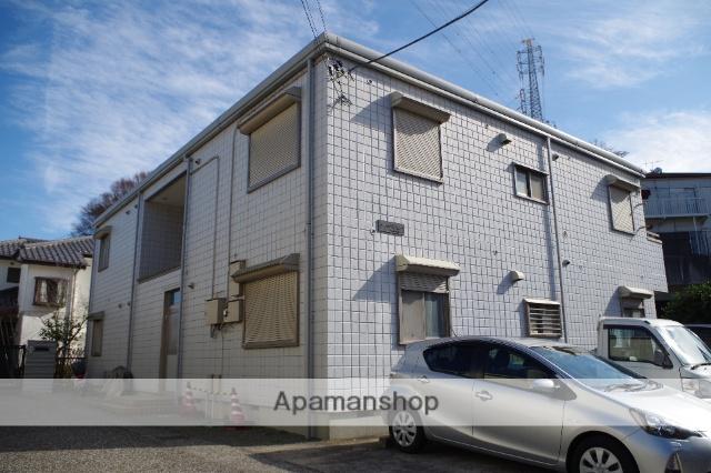 神奈川県横須賀市、衣笠駅徒歩37分の築23年 2階建の賃貸アパート