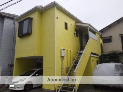 神奈川県横須賀市、横須賀駅徒歩6分の築23年 2階建の賃貸アパート