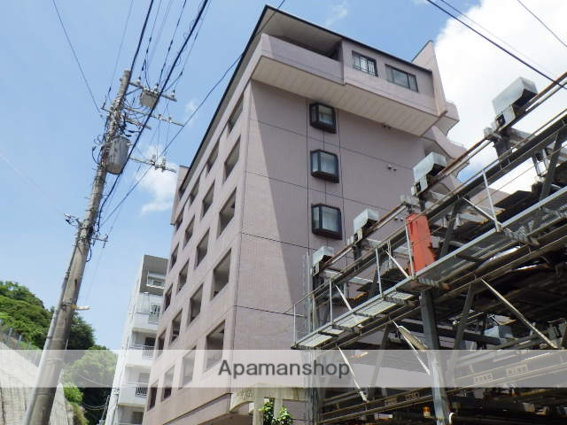 神奈川県横須賀市、横須賀駅徒歩9分の築22年 7階建の賃貸マンション