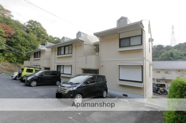 神奈川県横須賀市、衣笠駅徒歩30分の築26年 2階建の賃貸アパート
