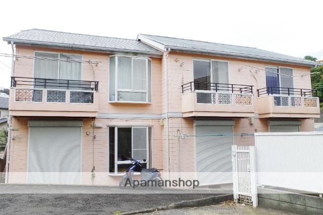 神奈川県横須賀市、京急大津駅徒歩27分の築28年 2階建の賃貸アパート