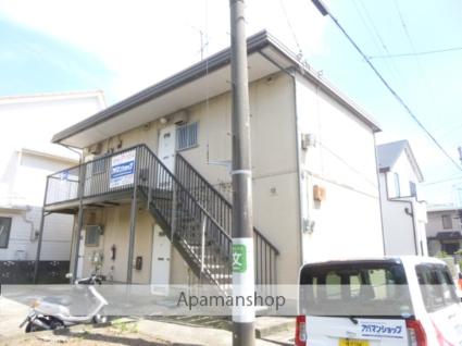 神奈川県横須賀市、久里浜駅徒歩27分の築33年 2階建の賃貸アパート