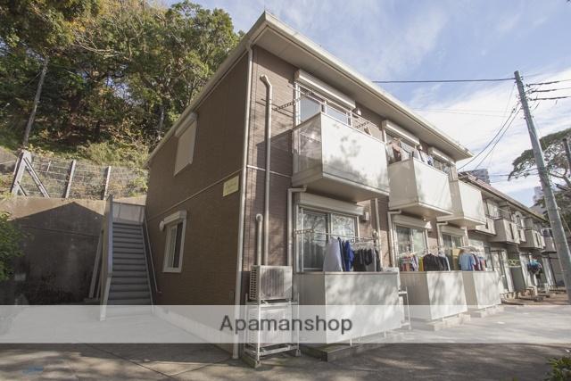神奈川県横須賀市、横須賀駅徒歩18分の築5年 2階建の賃貸アパート