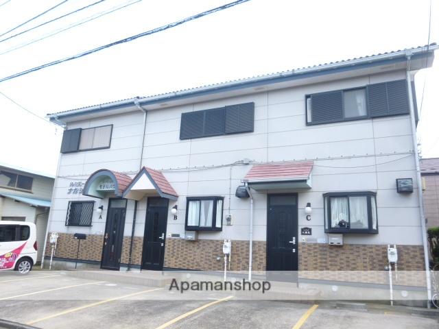 神奈川県横須賀市、京急大津駅徒歩29分の築18年 2階建の賃貸テラスハウス