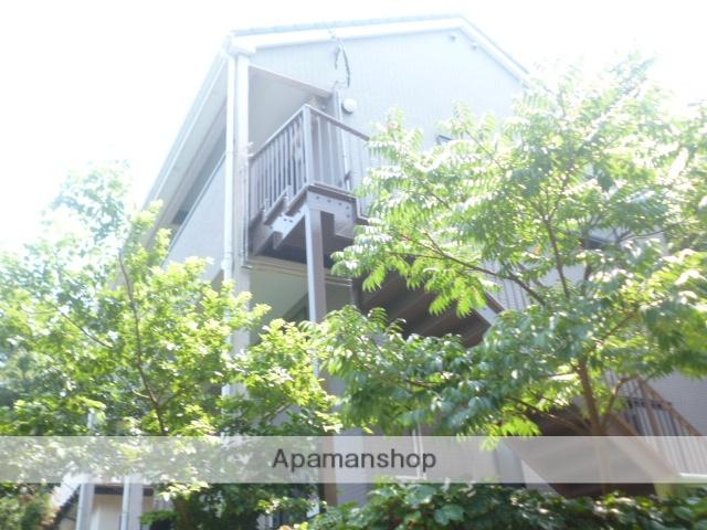 神奈川県横須賀市、県立大学駅徒歩18分の築16年 2階建の賃貸アパート