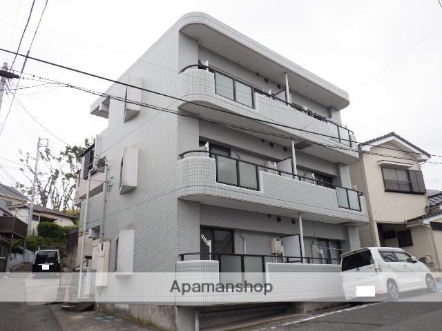 神奈川県横須賀市、汐入駅徒歩20分の築15年 3階建の賃貸マンション