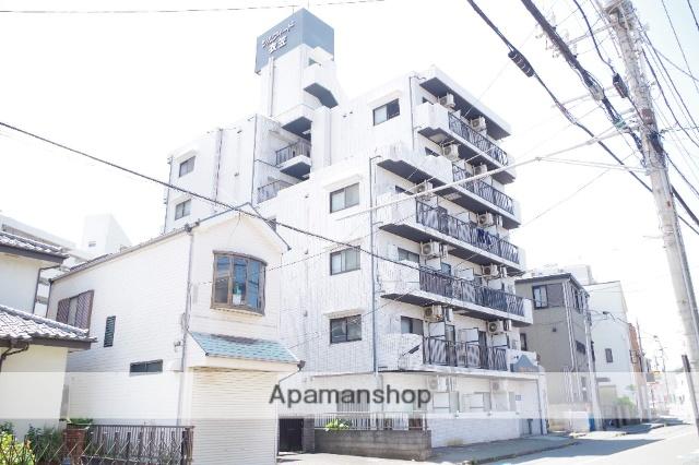 神奈川県横須賀市、久里浜駅徒歩15分の築25年 6階建の賃貸マンション