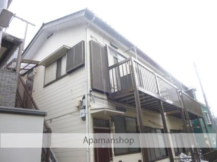 神奈川県横須賀市、汐入駅徒歩23分の築30年 2階建の賃貸アパート