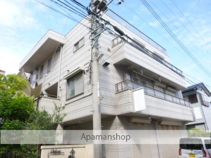 神奈川県横須賀市、堀ノ内駅徒歩24分の築24年 3階建の賃貸マンション