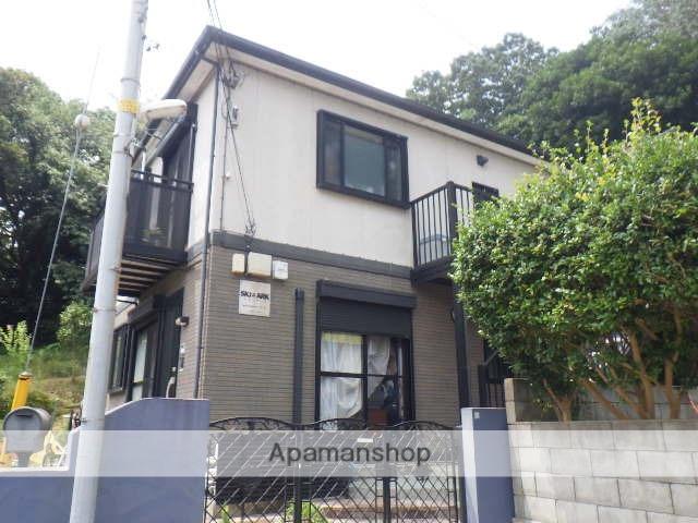 神奈川県横須賀市、京急大津駅徒歩20分の築15年 2階建の賃貸アパート