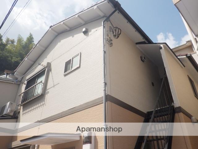 神奈川県横須賀市、横須賀駅徒歩16分の築70年 2階建の賃貸アパート