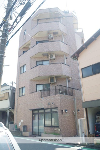 神奈川県横須賀市、汐入駅徒歩23分の築22年 5階建の賃貸マンション