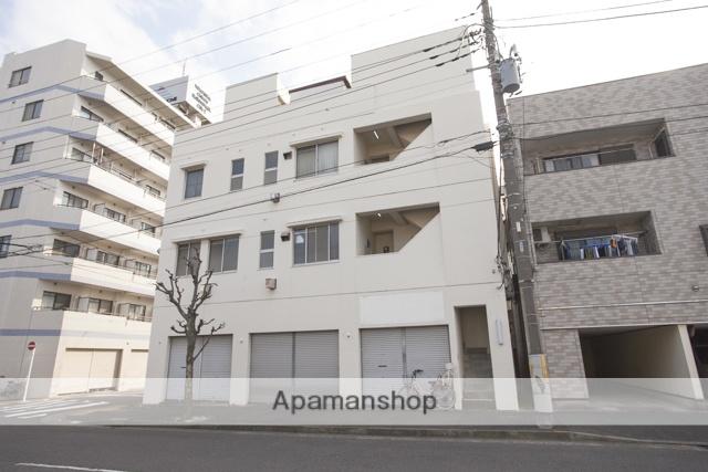 神奈川県横須賀市、横須賀中央駅徒歩10分の築36年 3階建の賃貸マンション