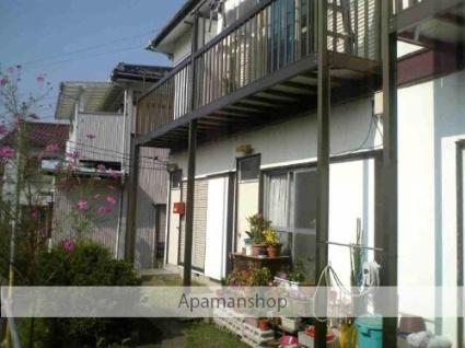 神奈川県横須賀市、衣笠駅徒歩19分の築36年 2階建の賃貸テラスハウス