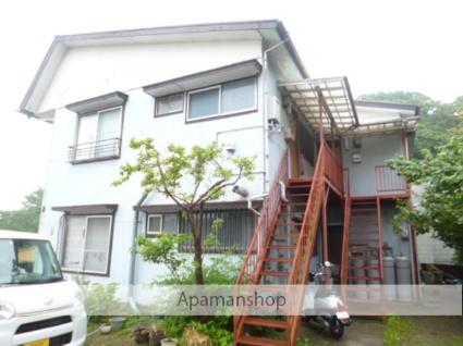 神奈川県横須賀市、久里浜駅徒歩20分の築35年 2階建の賃貸アパート