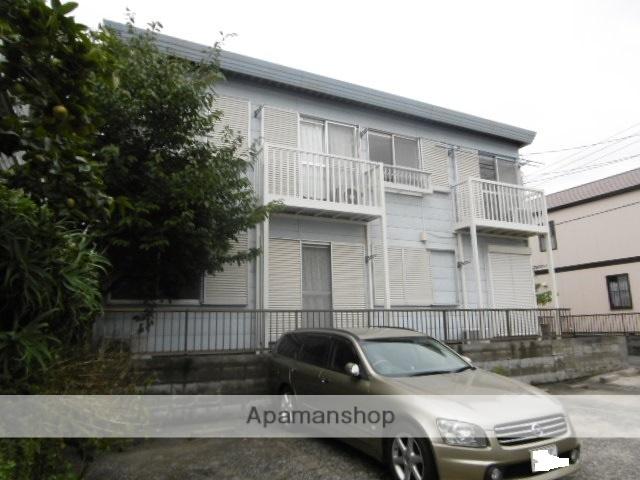 神奈川県横須賀市、浦賀駅徒歩12分の築31年 2階建の賃貸アパート
