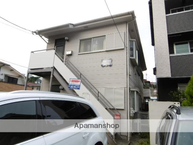 神奈川県横須賀市、汐入駅徒歩17分の築26年 2階建の賃貸アパート