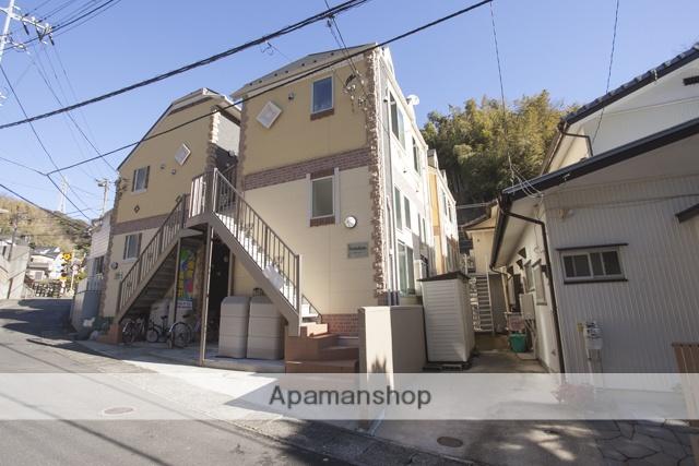 神奈川県横須賀市、田浦駅徒歩24分の新築 2階建の賃貸アパート