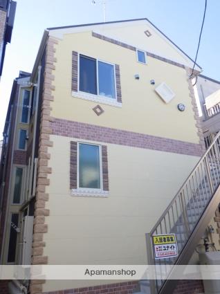 神奈川県横須賀市、田浦駅徒歩20分の新築 2階建の賃貸アパート