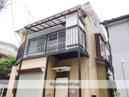 神奈川県横須賀市、汐入駅徒歩17分の築45年 2階建の賃貸一戸建て