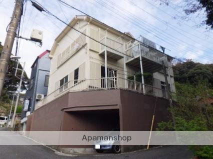 神奈川県横須賀市、馬堀海岸駅徒歩21分の築31年 2階建の賃貸アパート