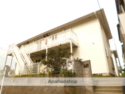 神奈川県横須賀市、久里浜駅徒歩41分の築31年 2階建の賃貸アパート