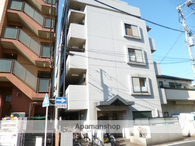 神奈川県横須賀市、横須賀中央駅徒歩15分の築27年 7階建の賃貸マンション