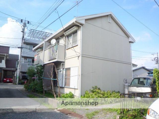 神奈川県横須賀市、衣笠駅徒歩8分の築27年 2階建の賃貸アパート
