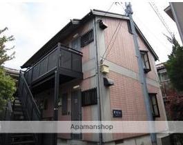 神奈川県横須賀市、追浜駅徒歩5分の築21年 2階建の賃貸アパート