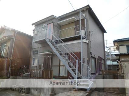 神奈川県横須賀市、汐入駅徒歩20分の築26年 2階建の賃貸アパート