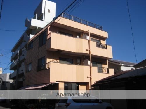 神奈川県横須賀市、汐入駅徒歩23分の築27年 3階建の賃貸マンション