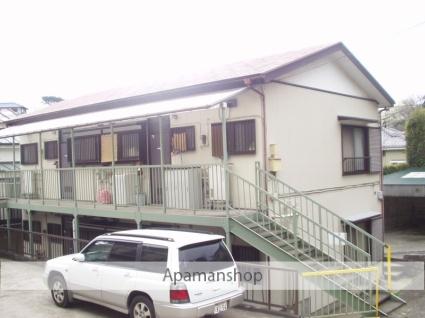 神奈川県横須賀市、県立大学駅徒歩25分の築28年 2階建の賃貸アパート