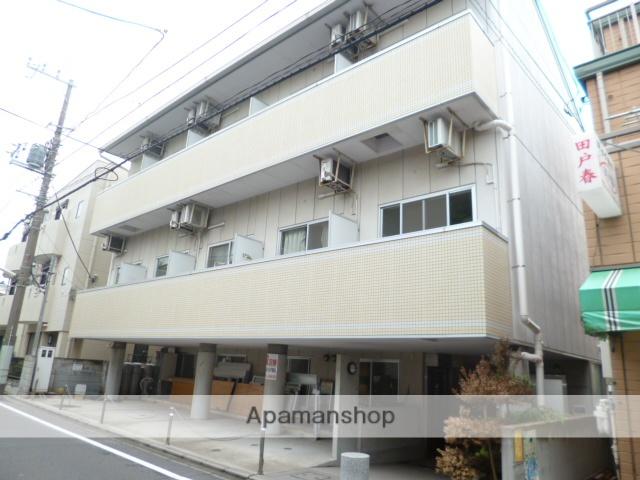 神奈川県横須賀市、県立大学駅徒歩14分の築15年 3階建の賃貸マンション