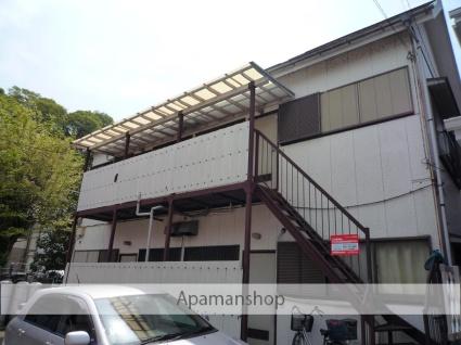 神奈川県横須賀市、田浦駅徒歩7分の築27年 2階建の賃貸アパート