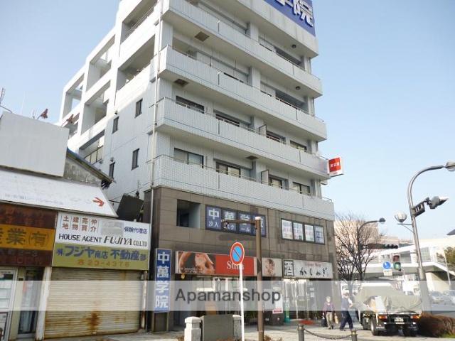 神奈川県横須賀市、横須賀駅徒歩8分の築19年 5階建の賃貸マンション