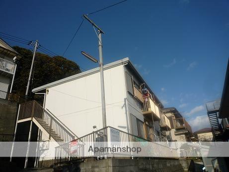神奈川県横須賀市、京急大津駅徒歩39分の築29年 2階建の賃貸アパート