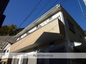 神奈川県横須賀市、横須賀駅徒歩15分の築4年 2階建の賃貸アパート