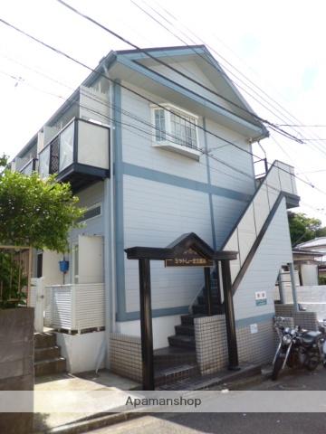 神奈川県横須賀市、衣笠駅徒歩33分の築28年 2階建の賃貸アパート