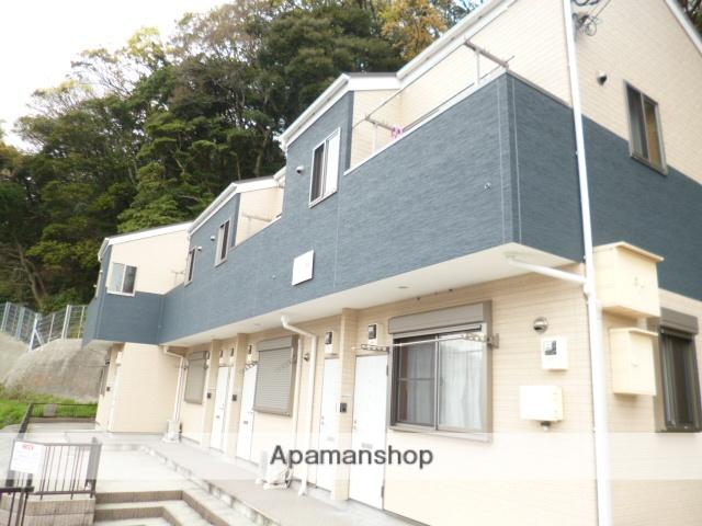 神奈川県横須賀市、横須賀駅徒歩8分の築5年 2階建の賃貸アパート