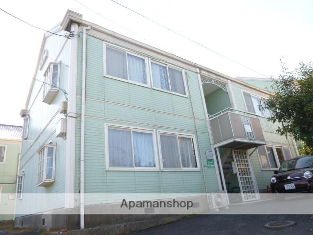 神奈川県横須賀市、衣笠駅徒歩20分の築22年 2階建の賃貸アパート