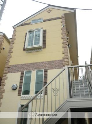 神奈川県横須賀市、追浜駅徒歩4分の築2年 2階建の賃貸アパート