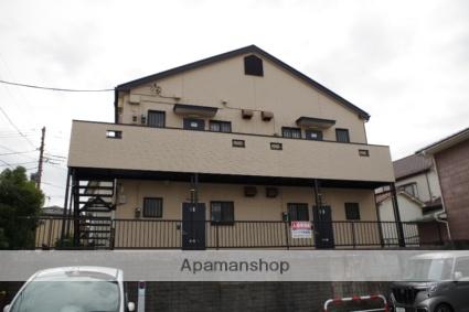 神奈川県横須賀市、京急大津駅徒歩3分の築17年 2階建の賃貸アパート