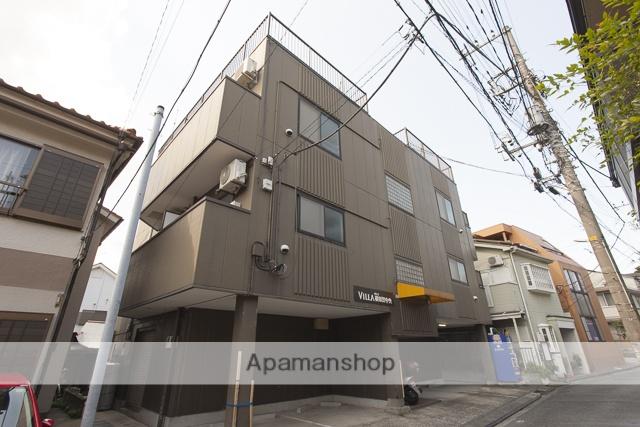 神奈川県横須賀市、汐入駅徒歩12分の築25年 3階建の賃貸マンション