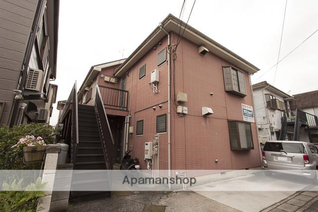 神奈川県横須賀市、衣笠駅徒歩15分の築47年 2階建の賃貸アパート