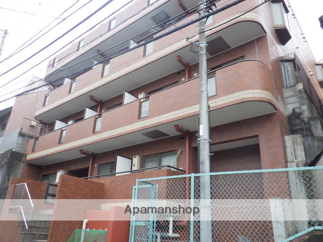 神奈川県横須賀市、汐入駅徒歩18分の築25年 4階建の賃貸マンション